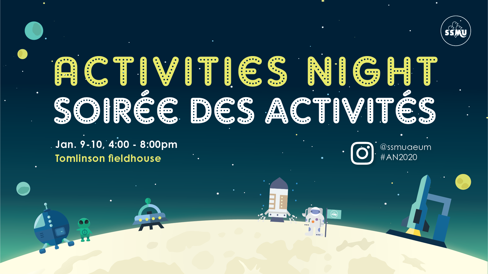 Winter Activities Night 2020