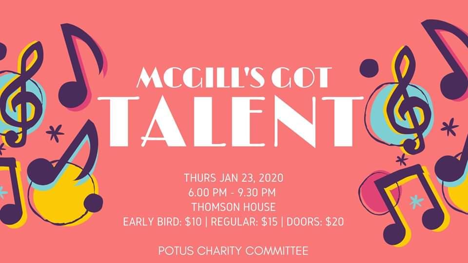 McGill's Got Talent