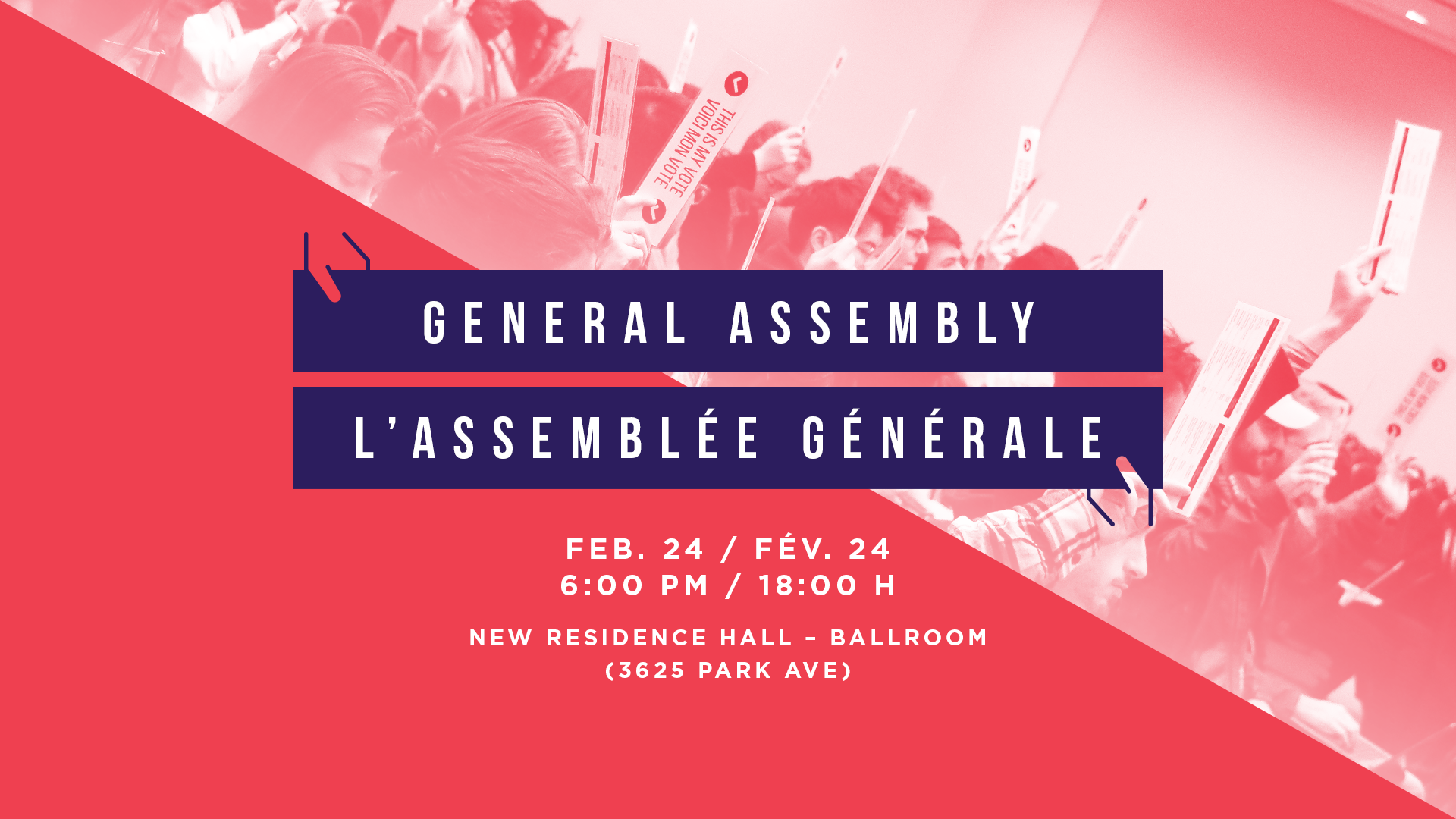 SSMU Winter General Assembly