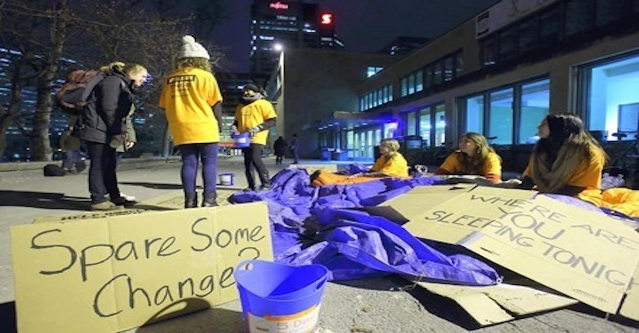 5 Days for the Homeless Annual Fundrasier