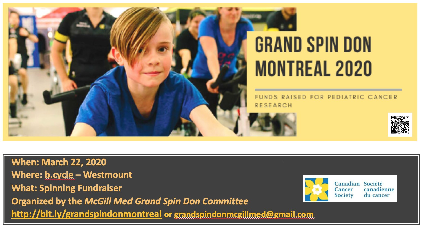 Grand Spin Don Montreal 2020