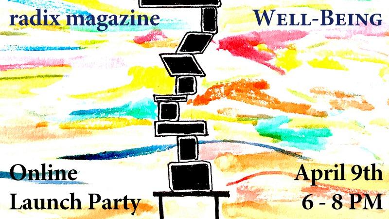 Radix Magazine: Online Launch Party