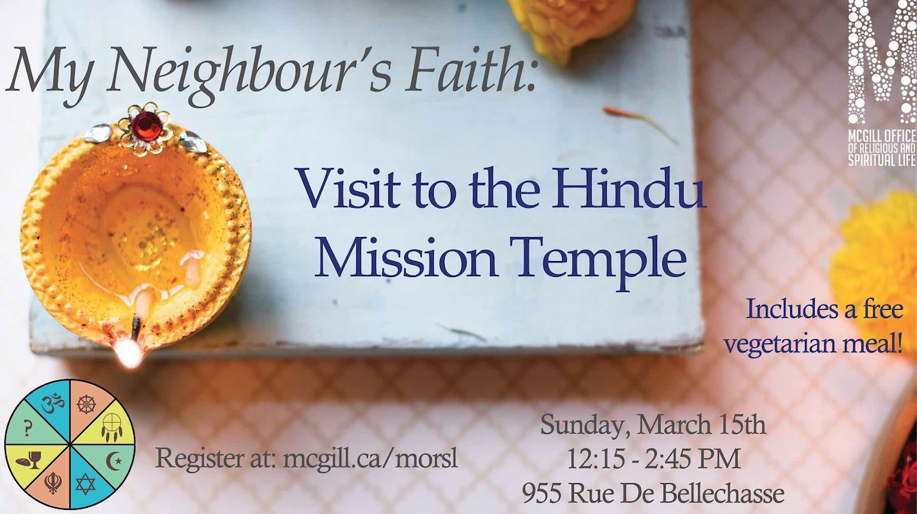 My Neighbour's Faith: Visit to the Hindu Mission Temple