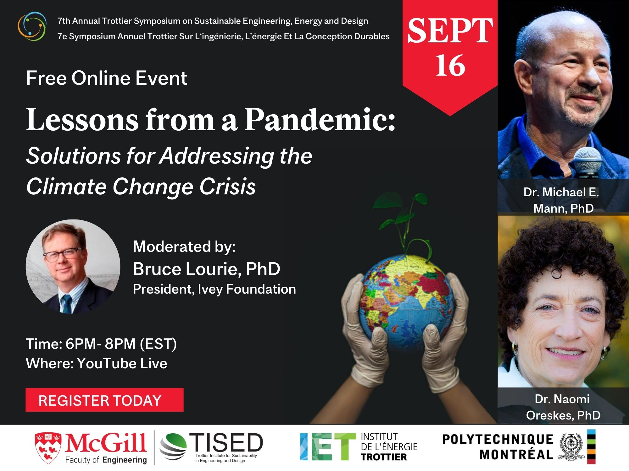 Lessons from a Pandemic: Solutions for Addressing the Climate Change Crisis