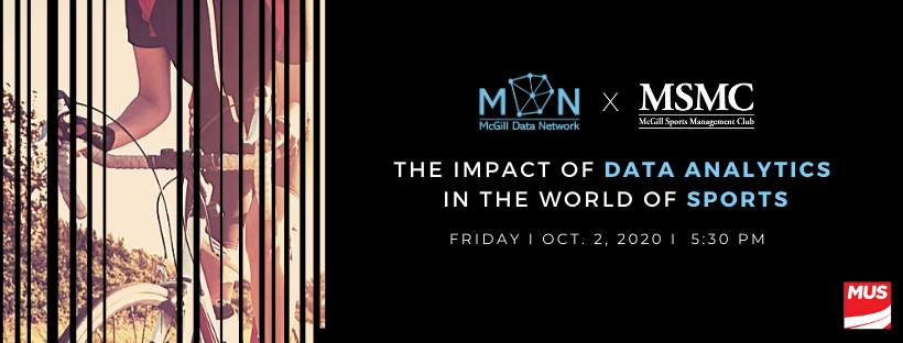 MDN x MSMC: The Impact of Data Analytics in the World of Sports