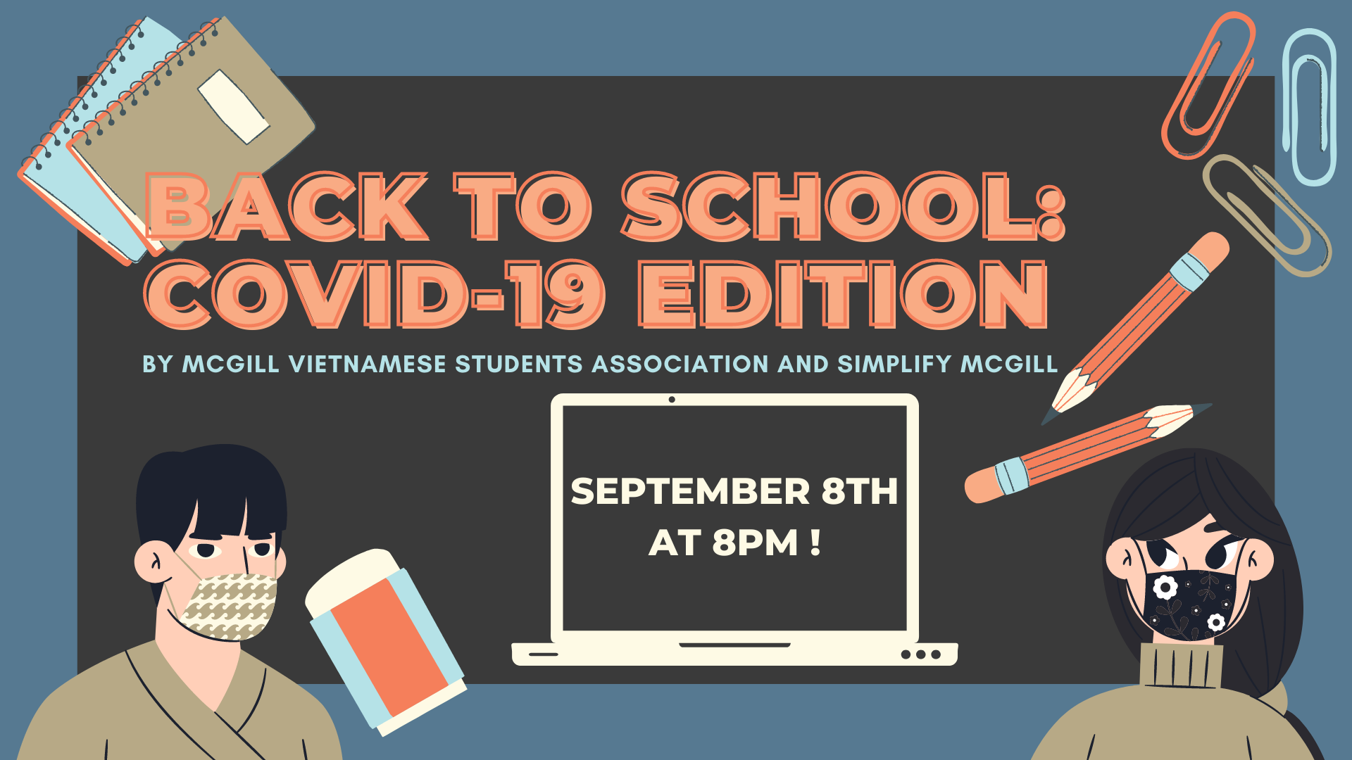 Back To School: COVID-19 Edition