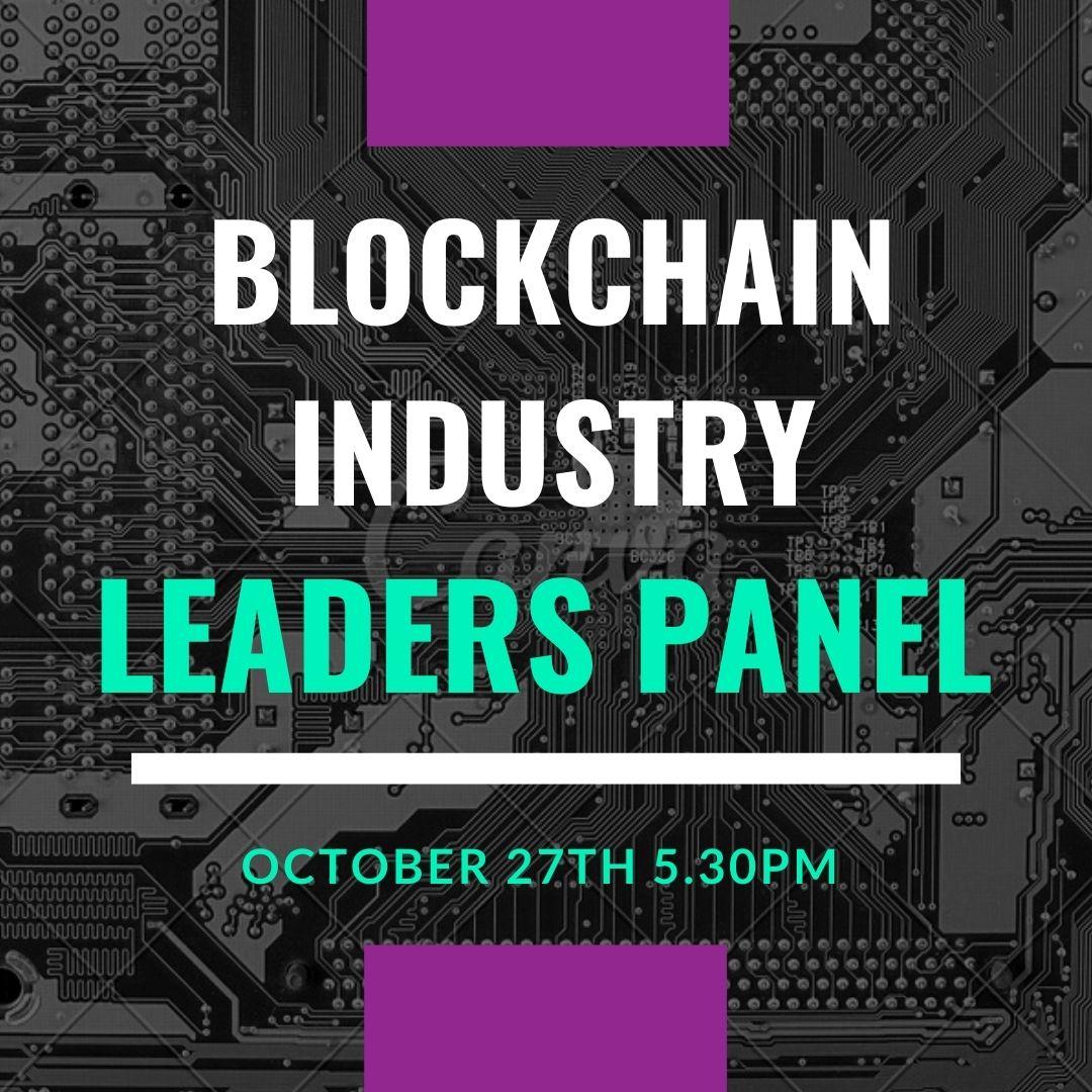 Blockchain Industry Leaders Panel