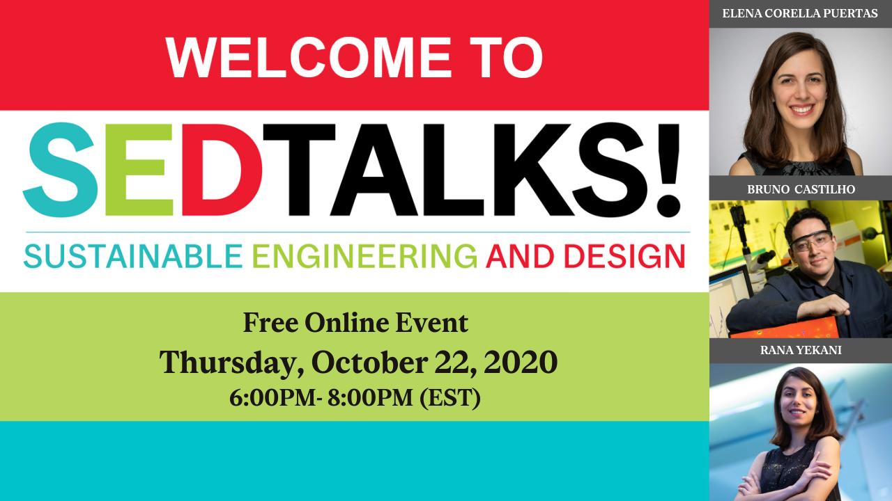 2020 SEDTALKS! Online Event