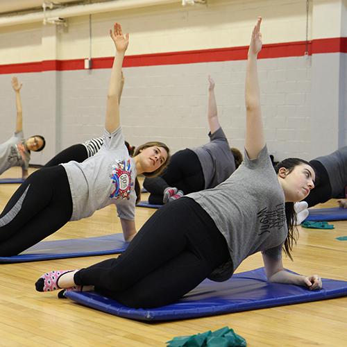 McGill Athletics and Recreation - Winter 2021 - Recreation Program
