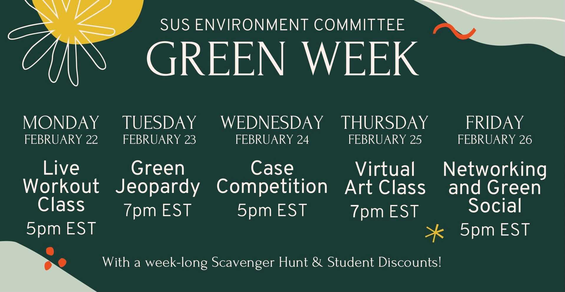 SUSEC Green Week