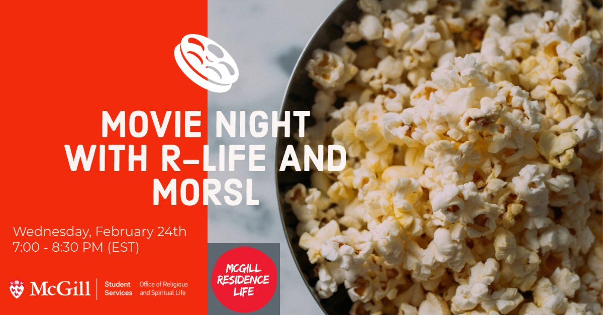 Movie Night with R-Life and MORSL