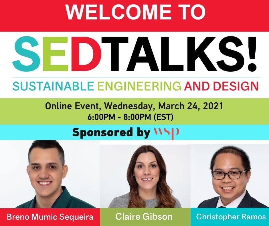 2021 SEDTALKS! Event