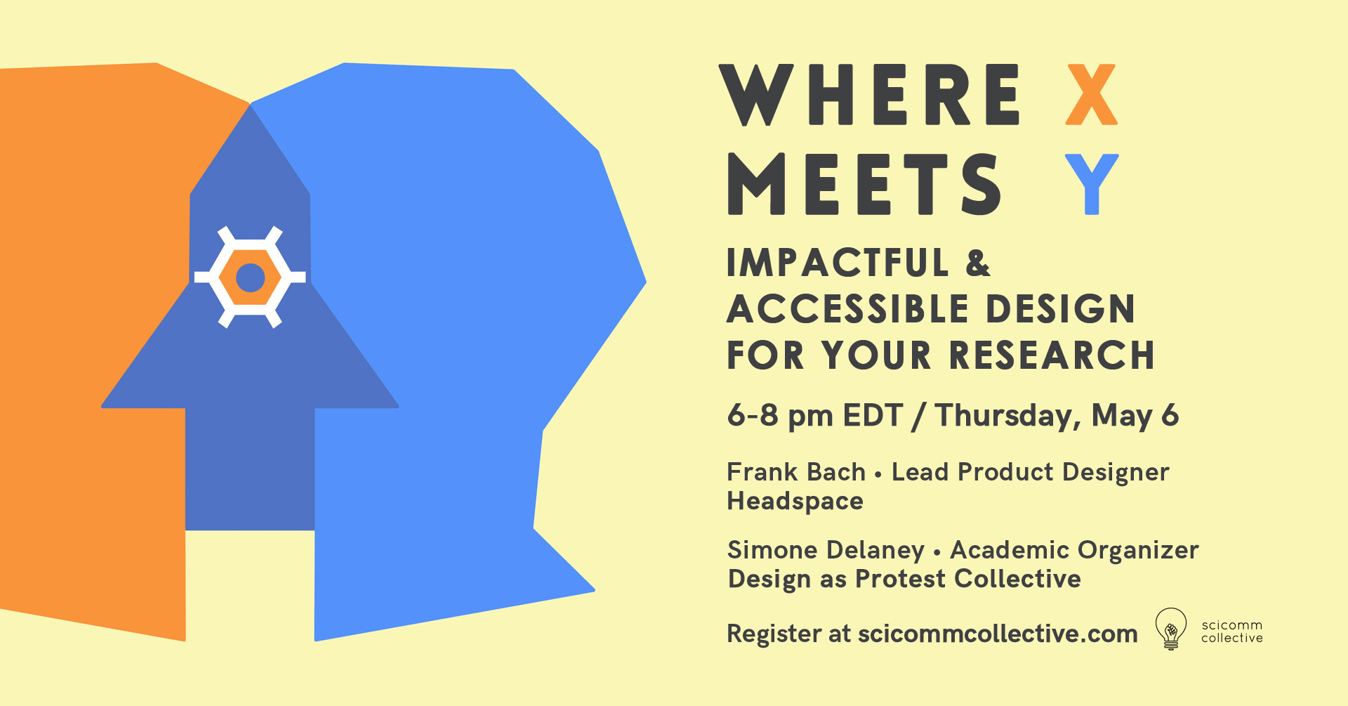 Where X Meets Y: Impactful & Accessible Design For Your Research