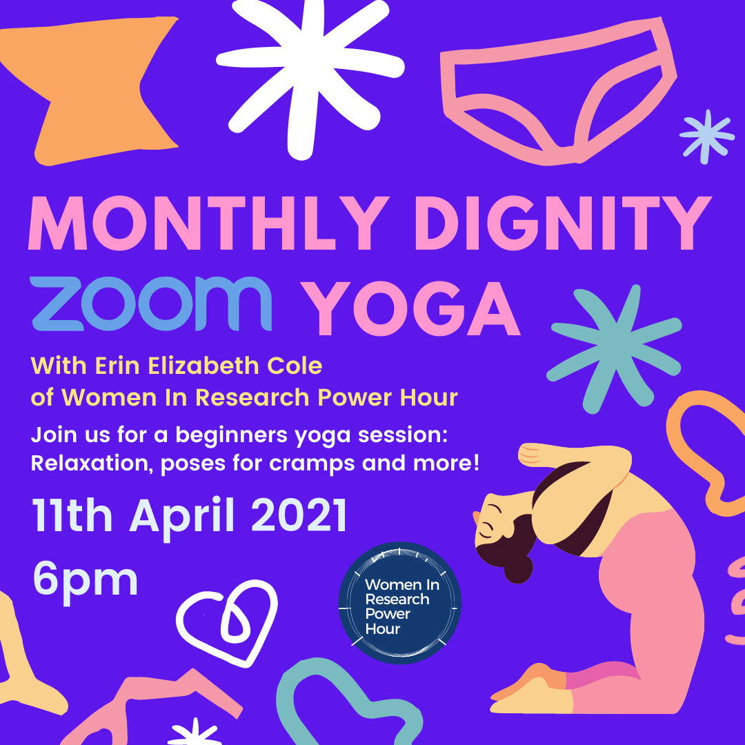 Zoom Yoga with Monthly Dignity