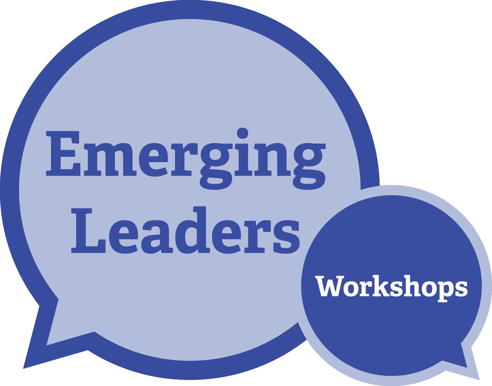 Emerging Leaders workshops